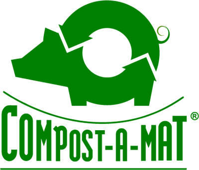 Compost-A-Mat - Disposable Pig Mats